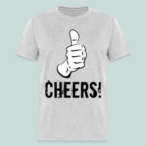 Cheers! - Men's T-Shirt - Men's T-Shirt