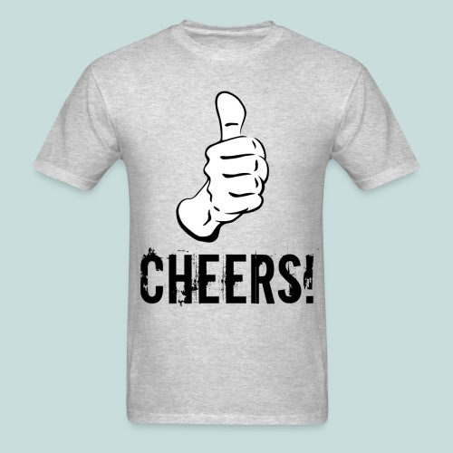 Cheers! - Men's T-Shirt - Men's T-Shirt