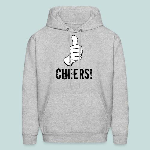 Cheers! - Men's Hoodie - Men's Hoodie