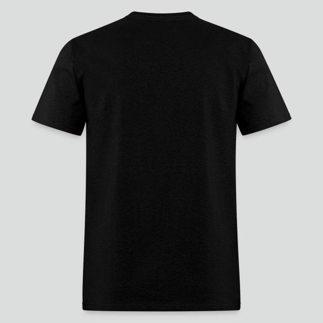 Men's T-Shirt (White Logo)
