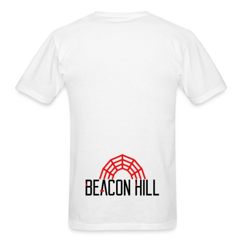 Bra Last, DJ Flow, Beacon Hill - Men's T-Shirt