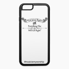 Get Jesus Right iPhone 6 Case