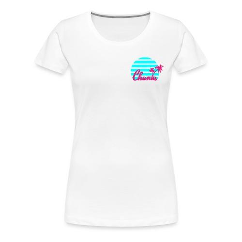 Chunks Women T-Shirt - Women's Premium T-Shirt