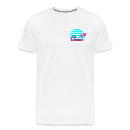 Chunks Men's T-Shirt - Men's Premium T-Shirt