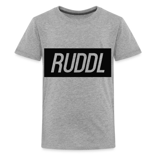 ItsRuddl Official Boys T-Shirt - Kids' Premium T-Shirt