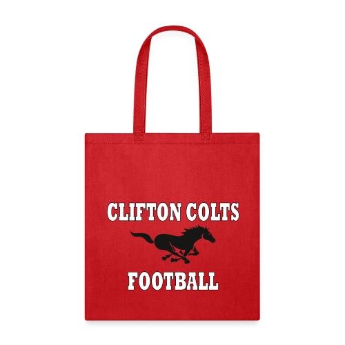 Clifton Colts Tote Bag - Tote Bag