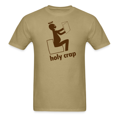 holy crap - Men's T-Shirt