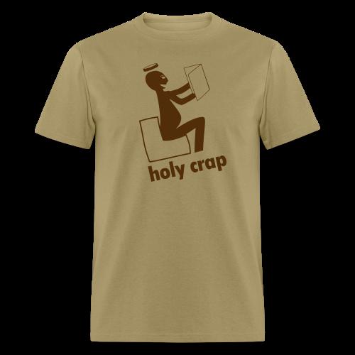 holy crap - Men's T-Shirt