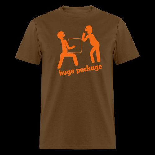 huge package - Men's T-Shirt
