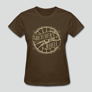 Women's T-Shirt (Tan Logo) - Women's T-Shirt