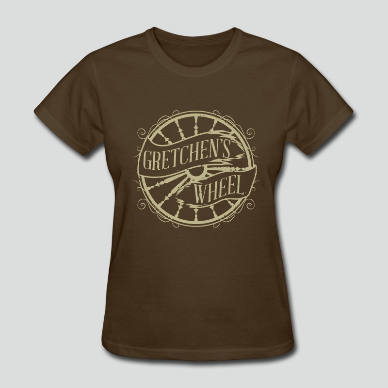 Women's T-Shirt (Tan Logo) - Women's T-Shirt