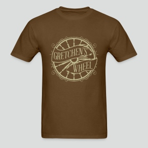 Men's T-Shirt (Tan Logo) - Men's T-Shirt