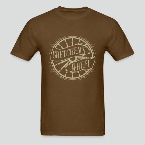 Men's T-Shirt (Tan Logo) - Men's T-Shirt