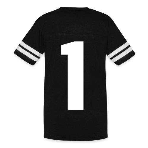 Team Iconic Jersey - Vintage Sport T-Shirt