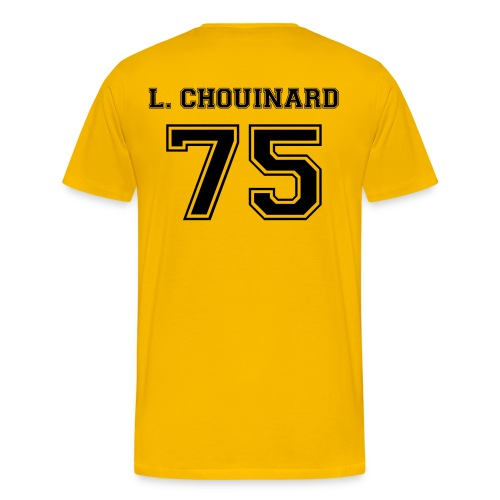 Hartland Bees | Landon Chouinard - Men's Premium T-Shirt