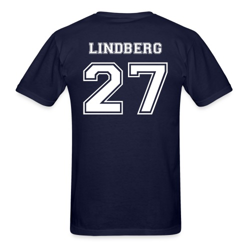 Hartland Tornadoes | Eric Lindberg - Men's T-Shirt