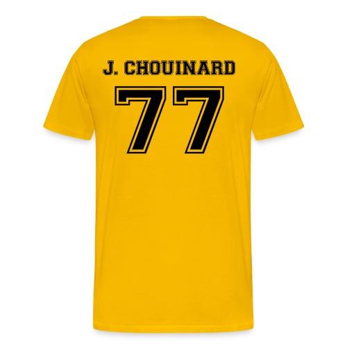 Hartland Bees | Justin Chouinard - Men's Premium T-Shirt