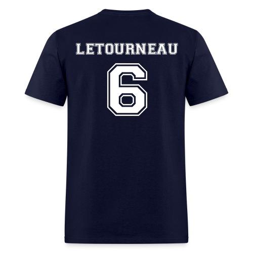 Hartland Tornadoes | Maurice Letourneau - Men's T-Shirt