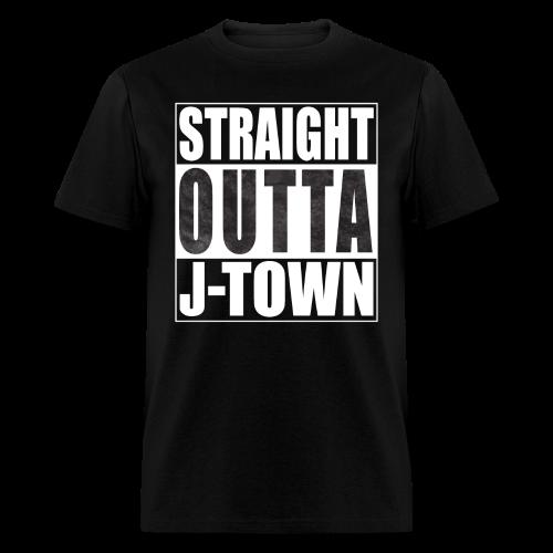 Straight Outta J-Town Mens T-Shirt - Men's T-Shirt