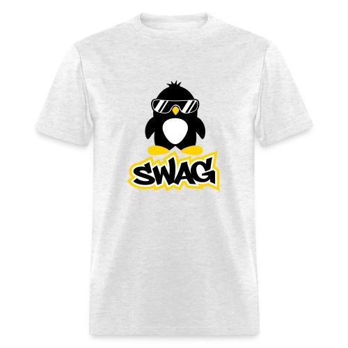 Men's Penguin Swag T-Shirt - Men's T-Shirt