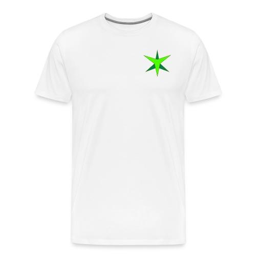 Silent Gaming T White - Men's Premium T-Shirt