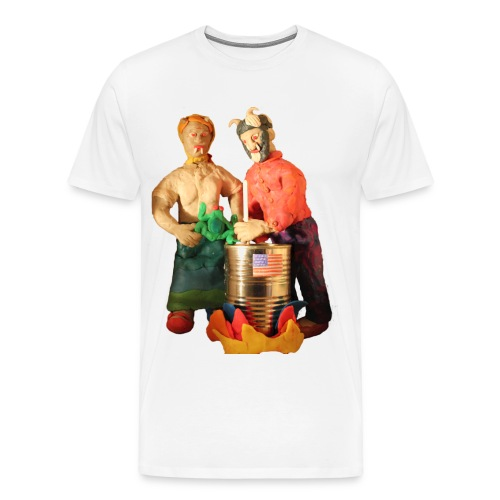 Cooking - Men's Premium T-Shirt