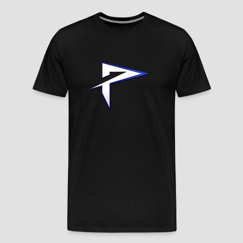 Pyrrhic T- Shirt - Black - Mens - Men's Premium T-Shirt