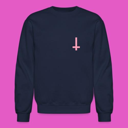 cross crew - Crewneck Sweatshirt