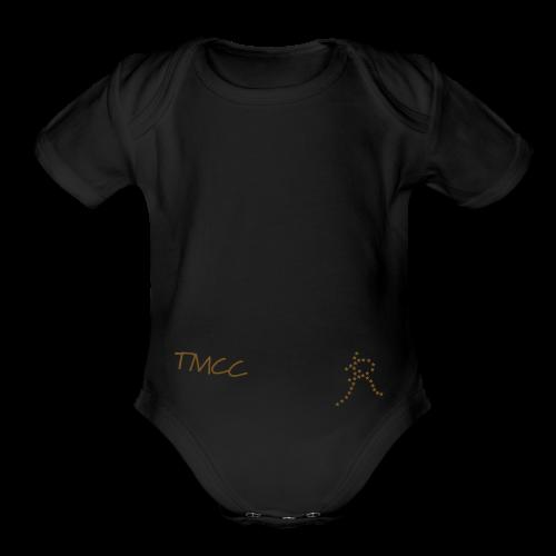 I'm Just 7 hours old - Organic Short Sleeve Baby Bodysuit