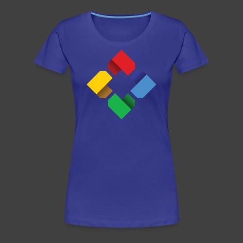 BTB Offical Logo Tee - Female - Women's Premium T-Shirt