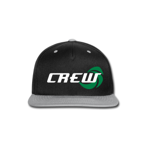 CREW hat - Snap-back Baseball Cap