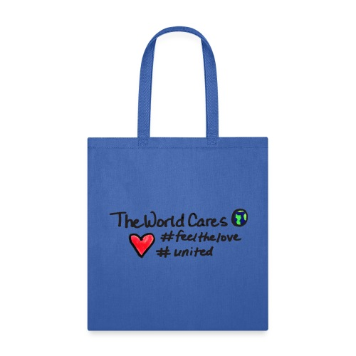 WorldCares tote - Tote Bag