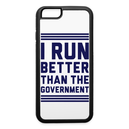 Gov. Message Iphone Case - iPhone 6/6s Rubber Case