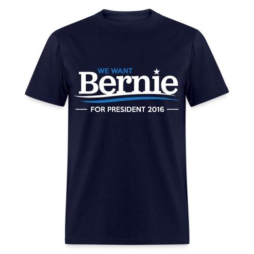 Bernie Sanders - Men's T-Shirt