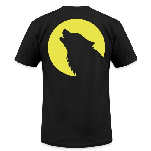 WOLF TRIBEZ - Men's  Jersey T-Shirt
