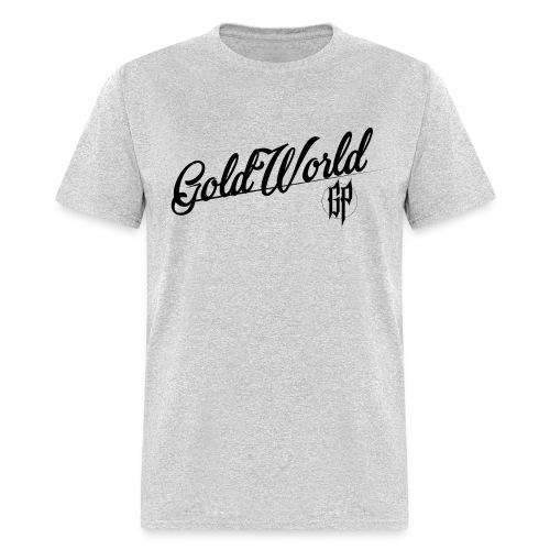 Gold World - T-shirt - Men's T-Shirt