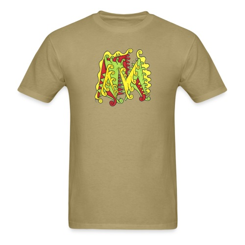 gator squish tee - Men's T-Shirt