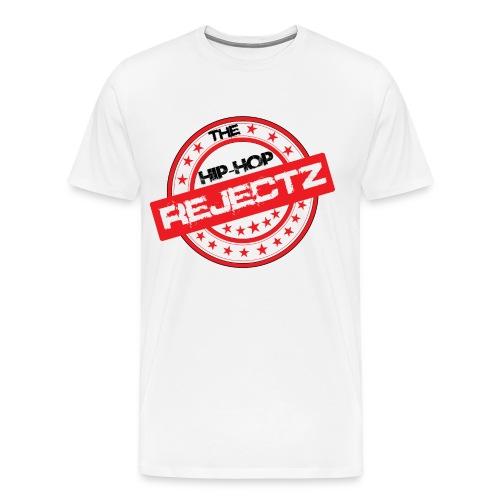 The Official Hip-Hop Rejectz T-Shirt - Men's Premium T-Shirt