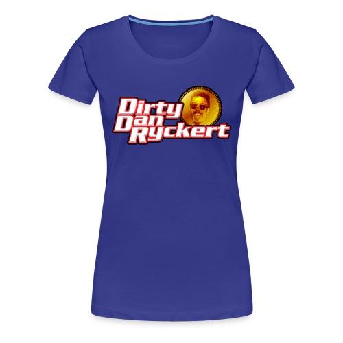 Dirty Dan Ryckert Dance Tee (F) - Women's Premium T-Shirt