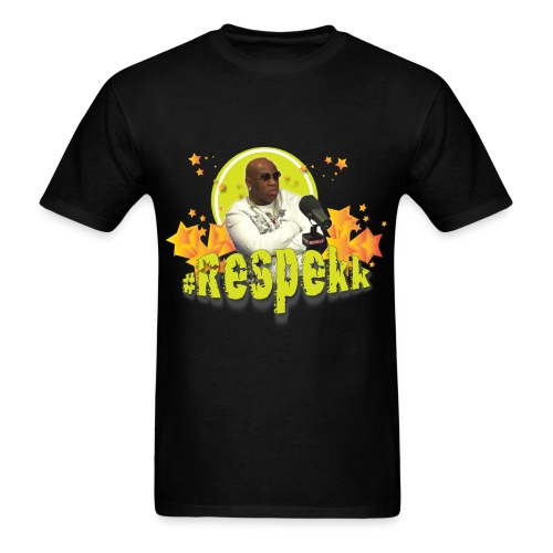 Birdman Respekk - Men's T-Shirt