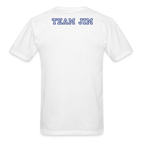 Team Jim Group Campout  - Men's T-Shirt