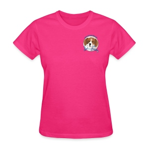 Lab to Leash Logo t-shirt - Women's T-Shirt