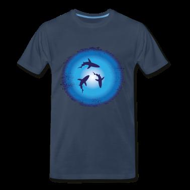 Shark t shirts t shirt spreadshirt for Shark tank t shirt printing
