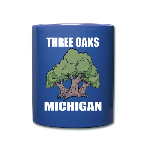 Three Oaks MI Coffee Mug - Full Color Mug