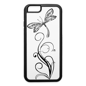 BB Monde Tribal Dragonfly - iPhone 6/6s Rubber Case