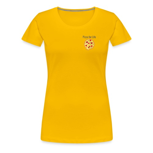 Pizza 4ever - Women's Premium T-Shirt