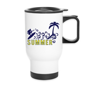 summer Travel Mug - Travel Mug