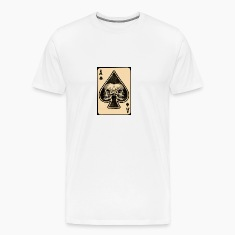 ace of spades T-Shirts