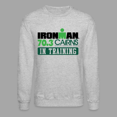 70.3 Cairns In Training Men's Crewneck Sweatshirt - Crewneck Sweatshirt