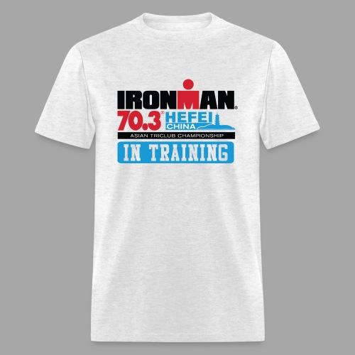 70.3 Hefei In Training Men's T-shirt - Men's T-Shirt